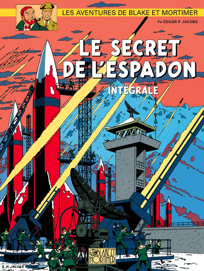 Le_Secret_de_L'espadon,_Integrale