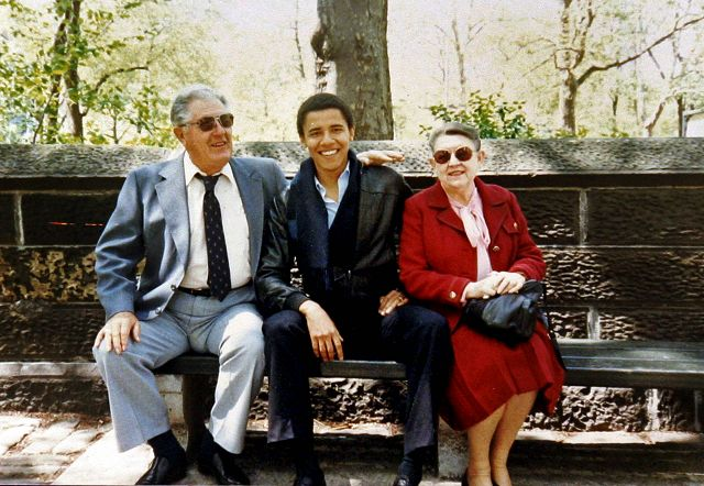 Obamas-Grandmother