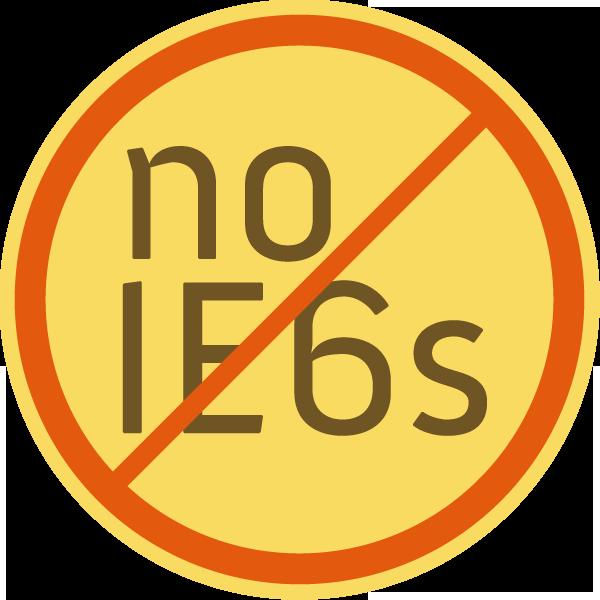 no_ie6s